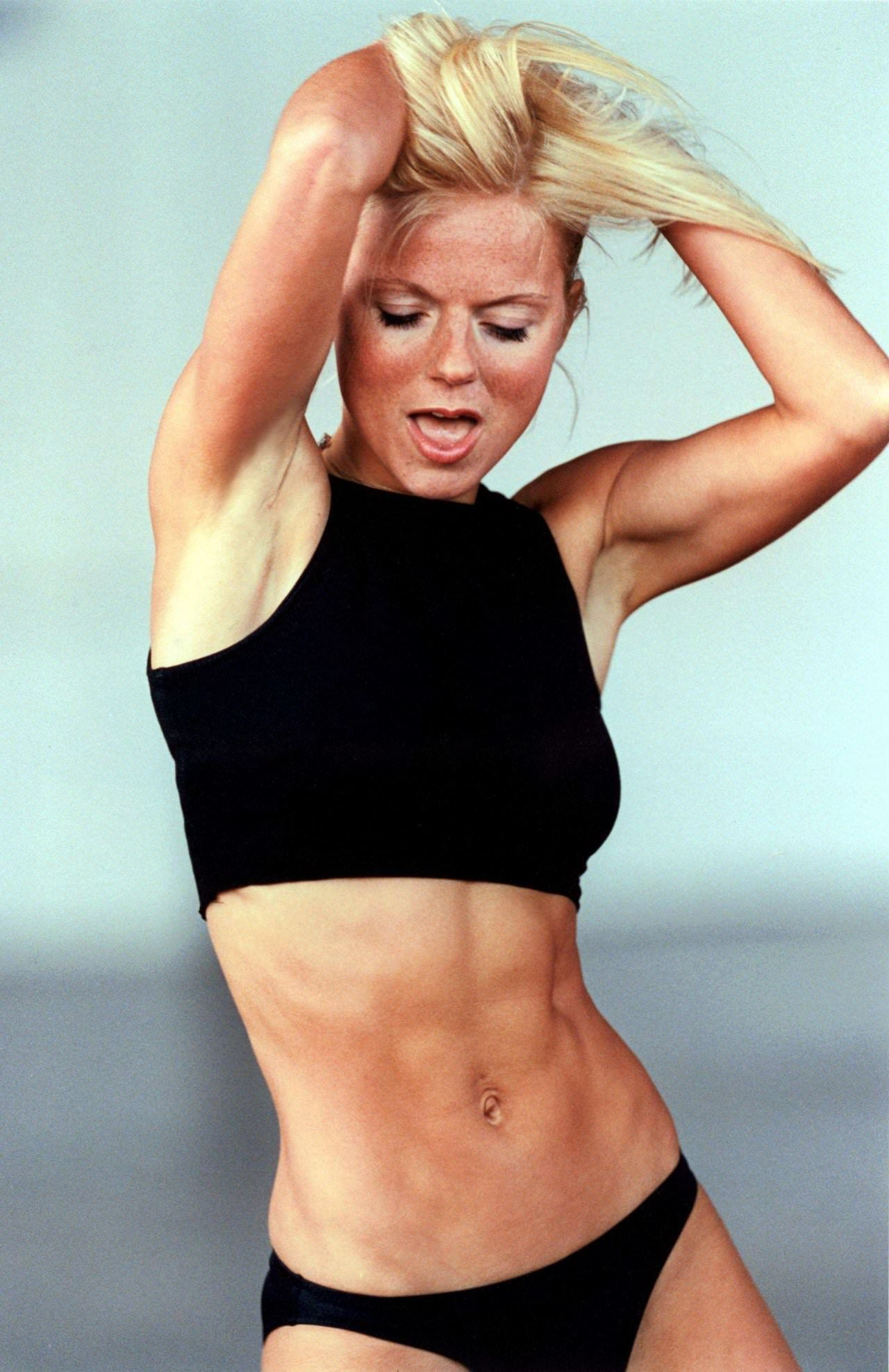 Apologise, but, halliwell sexy geri your place