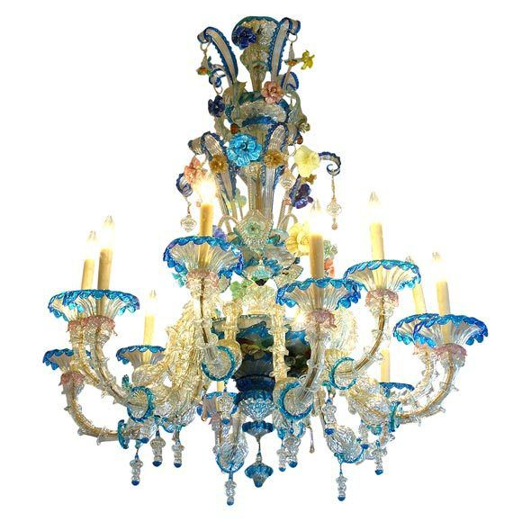Venetian chandelier pinterest venetian chandeliers and lights venetian chandelier aloadofball Gallery