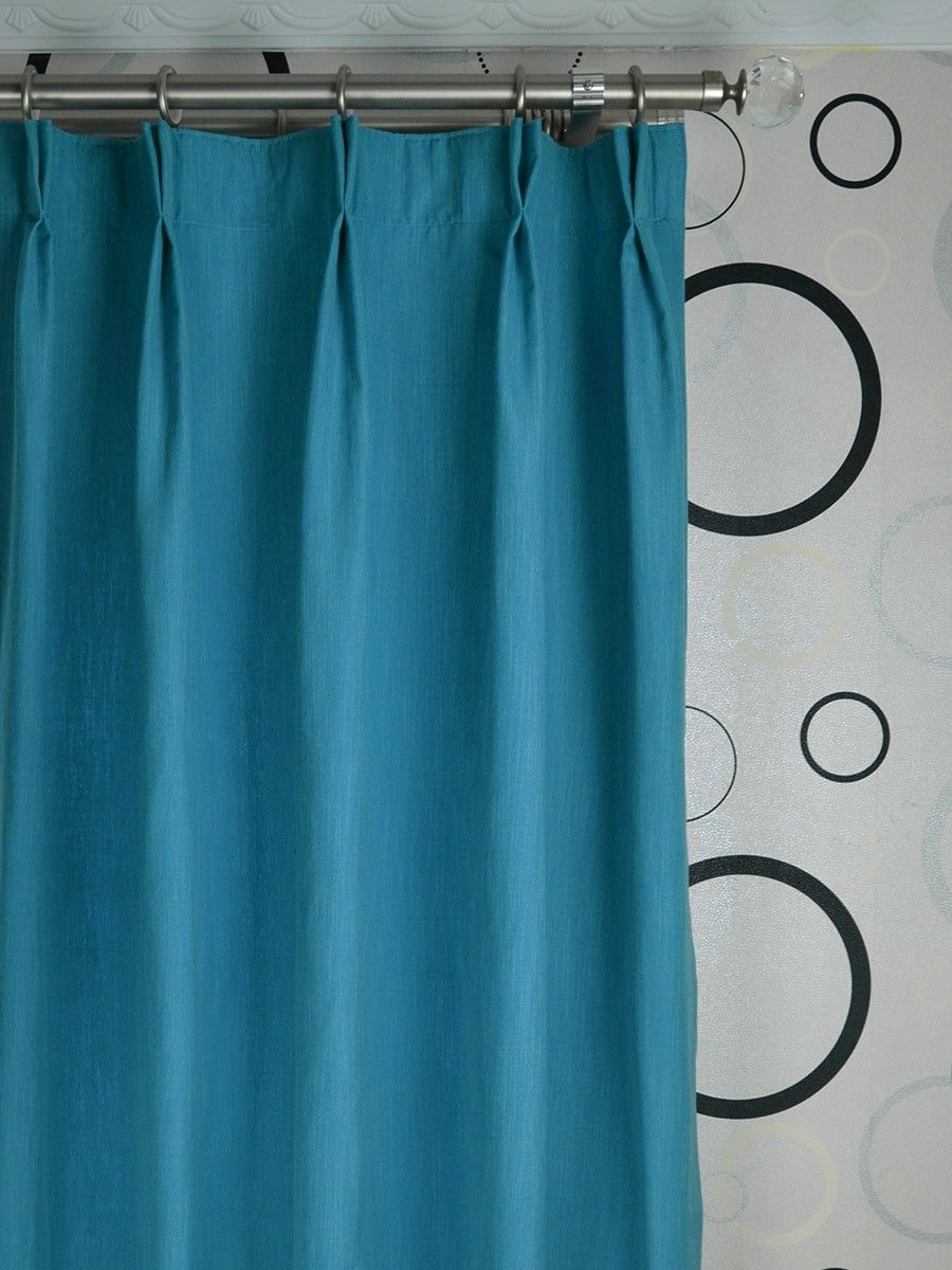 Extra Wide Hudson Solid Double Pinch Pleat Curtains 100 Inch 120 Inch Curtains Cheery Curtains Pinch Pleat Curtains Pleated Curtains Custom Made Curtains