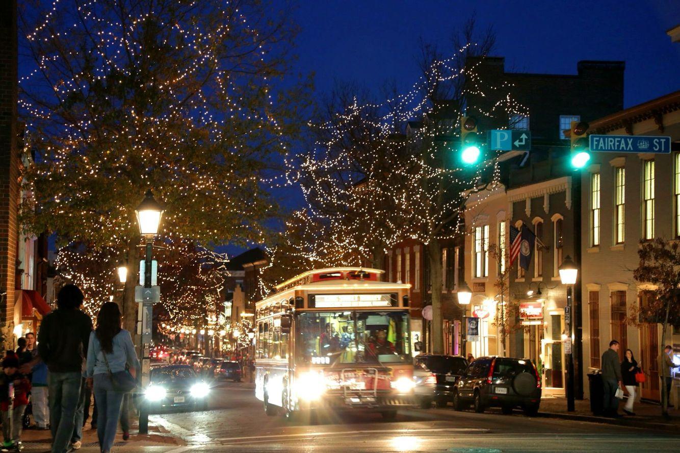 King St Romantic weekend getaways, Old town alexandria