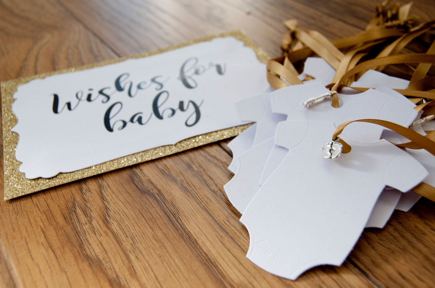 Baby Shower Bundle BabyGrow Tags/Wishing Tree Tags/Favour