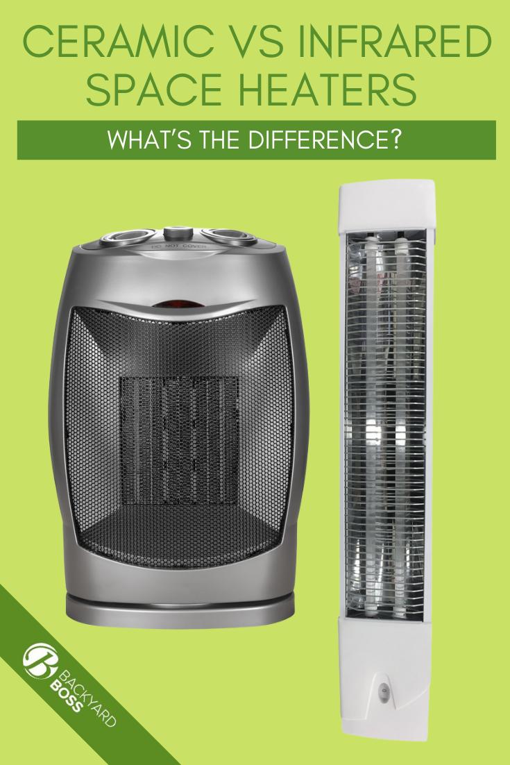 Ceramic Vs Infrared Space Heaters In 2020 Heater Space Heaters Space Heater