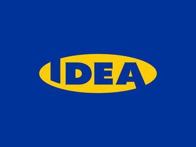 Ikea To Idea Logo Design Allianz Logo Ikea