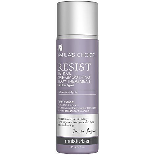 Paulas Choice RESIST Retinol SkinSmoothing Body Lotion Treatment with Antioxidants Vitamins and Shea Butter  4 oz * Find out more about the great product at the image link.