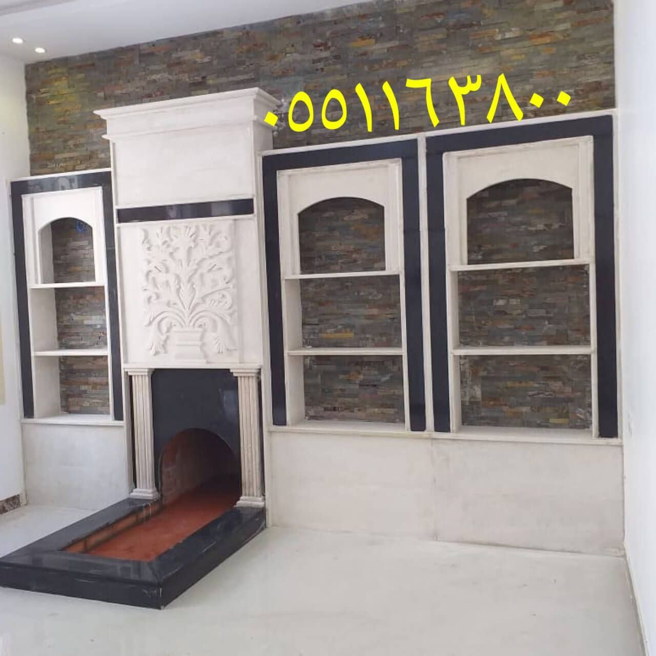 مشبات ملكيه مشبات حجر مشب صغير مشب رخام مشبات مودرن مشبات حديثة Home Decor Decor Fireplace