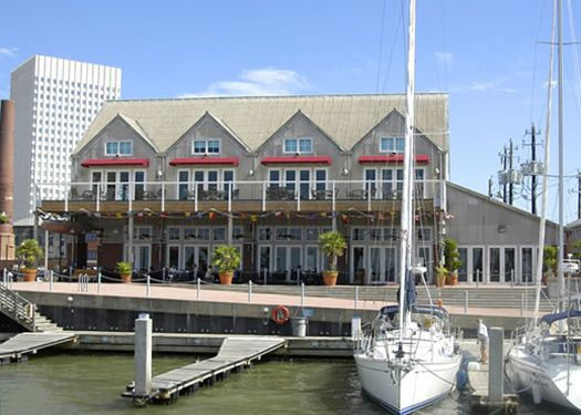 Willie G's Steakhouse & Seafood – 2100 Harborside Drive || Indulge in fresh seafood and steaks in an elegant setting, admire scenic views of the ships coming into the harbor, and request a seat on the patio year round. #Galveston #datenight