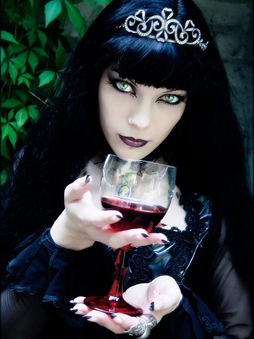 Goth Queen Makeup Pictures, Photos, and Images for Facebook ...