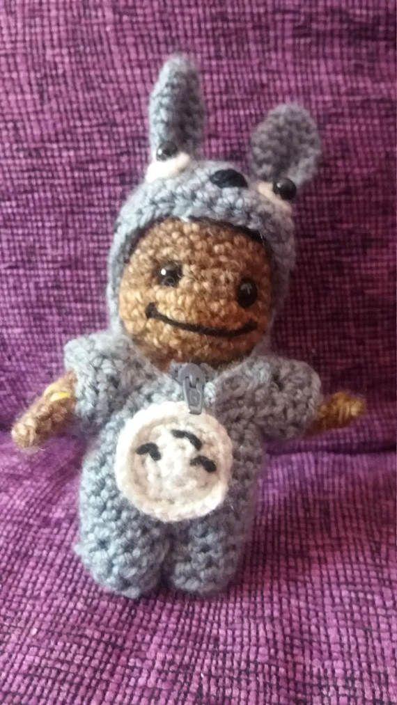 Crochet premature baby octopus, cotton yarn, amigurumi Octopus ...
