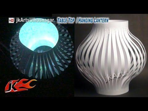 diy paper lantern aakash kandil decoration table top. Black Bedroom Furniture Sets. Home Design Ideas