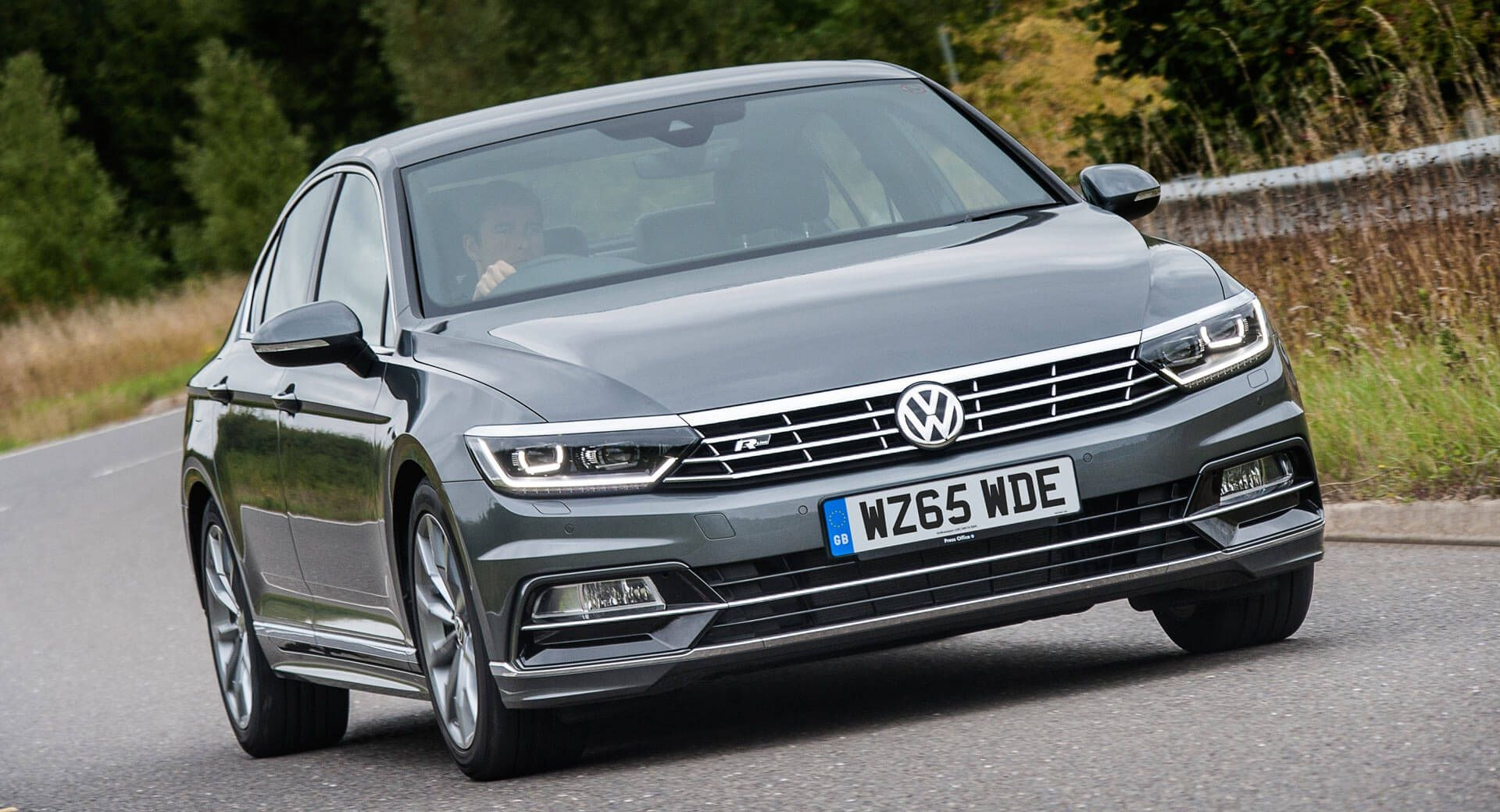 Redesigned Volkswagen Passat Coming To Europe This Year Cars