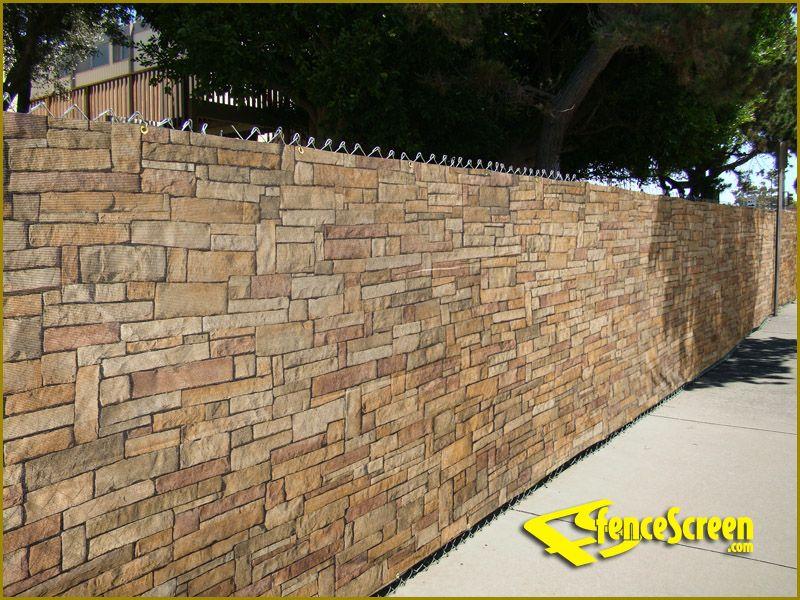 Designer Screens 211 Series 80 Yuba City Yard Fence