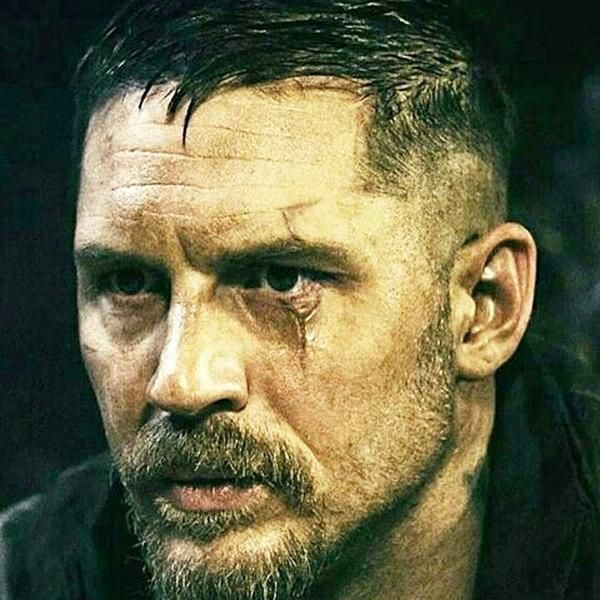 Tom Hardy Taboo Hair What Is The Haircut How To Style