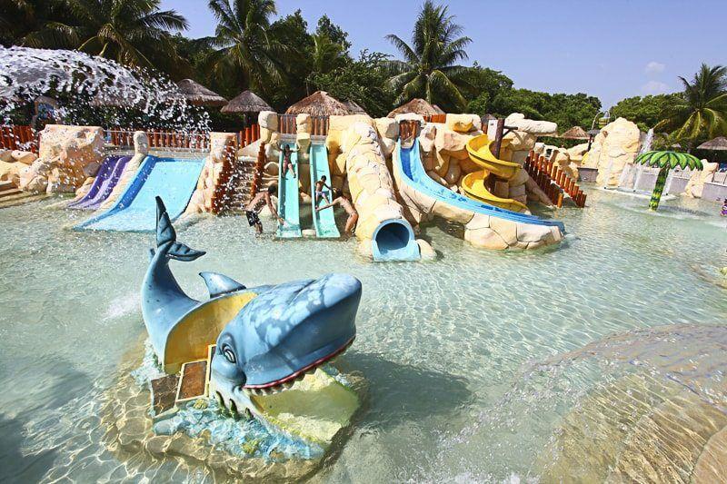 Hotel All Inclusive Crown Paradise Club Cancun Vacaciones Familiares Activida Crown Paradise Puerto Vallarta Nickelodeon Resort Punta Cana Crown Paradise