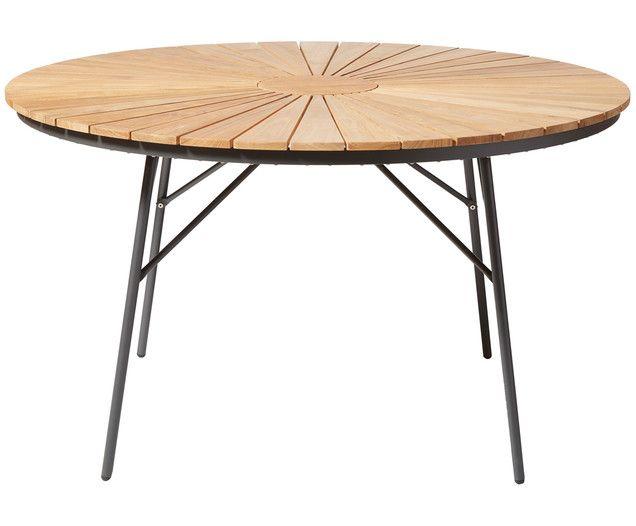 Offerte Tavoli Da Giardino In Teak.Tavolo Da Giardino Hard Ellen In 2020 Teak Outdoor Tables
