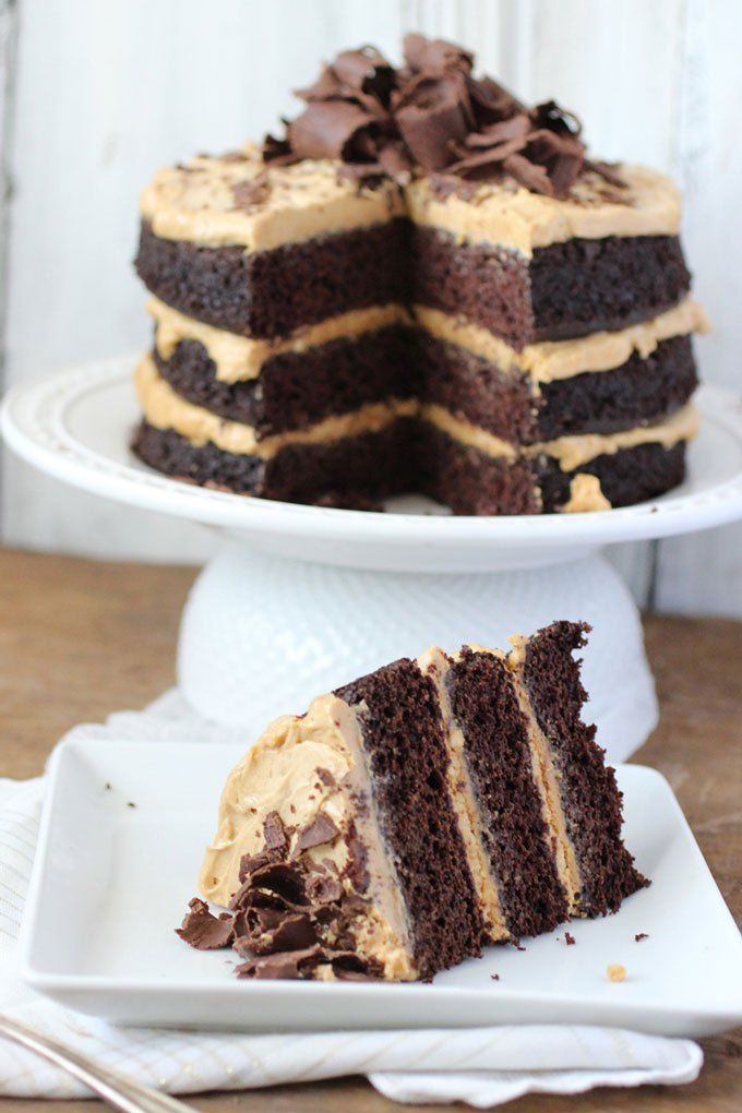 10 Epic Vegan Cake Recipes Peanut butter, Cakes and ...