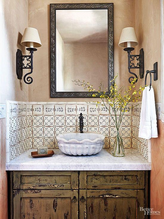 Photo of Mediterranean Bath Designs You'll Want to See