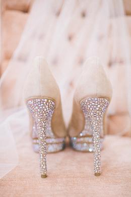 Unos zapatos espectaculares te darán la oportunidad de sorprender a tus invitados cuando ya no lo esperen.