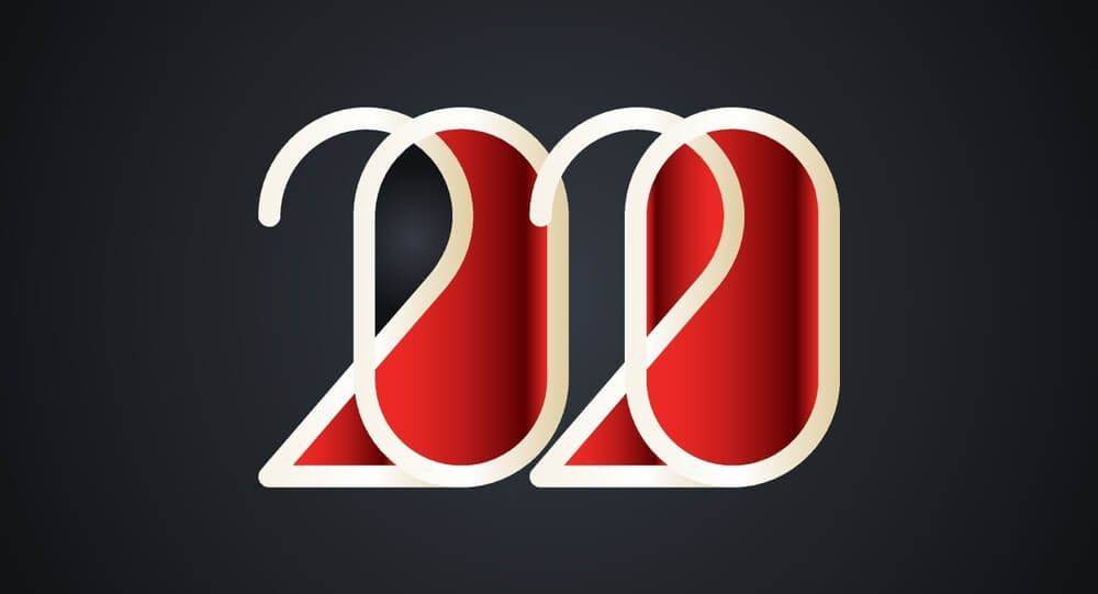 2020 Special Font Happy New Year Images New Year Images New Year Greeting Messages