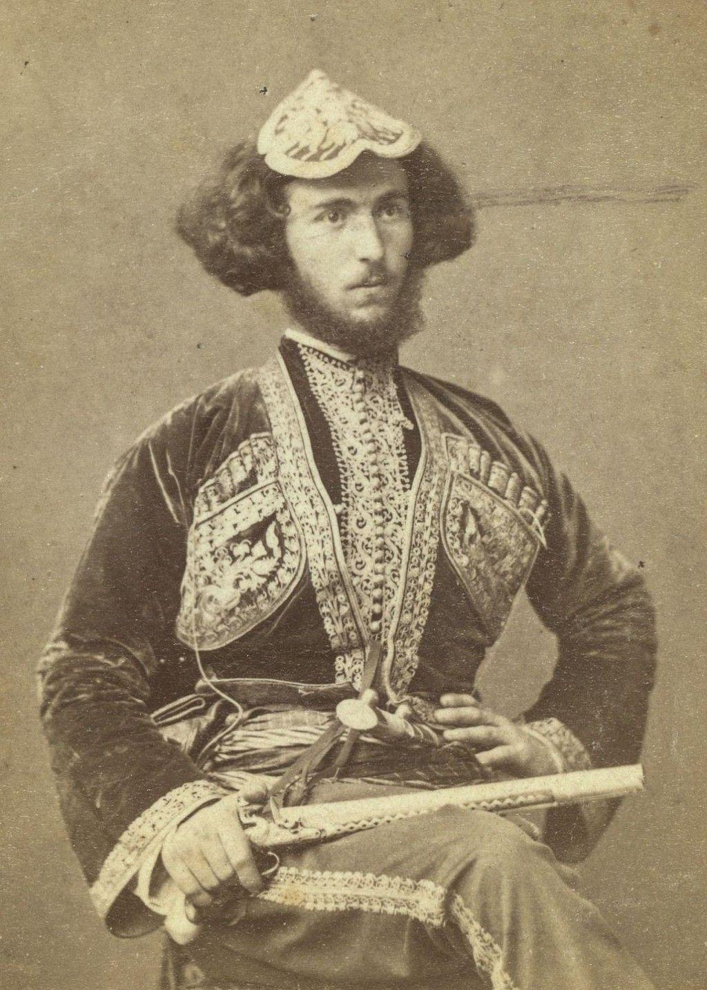 Народы Российской Империи в портретах 1870-1886 годов ...