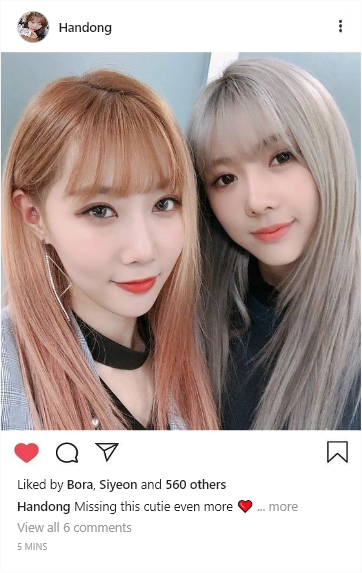 Create Fake Instagram Post Dream Catcher Kpop Girl Groups Kpop Girls