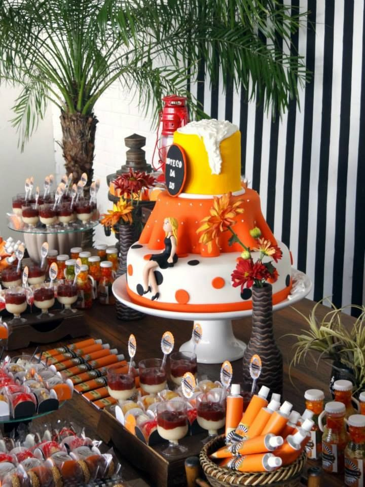 Preferência Festa de aniversário: Boteco da Lu | Blog da Michelle Mayrink  RB23