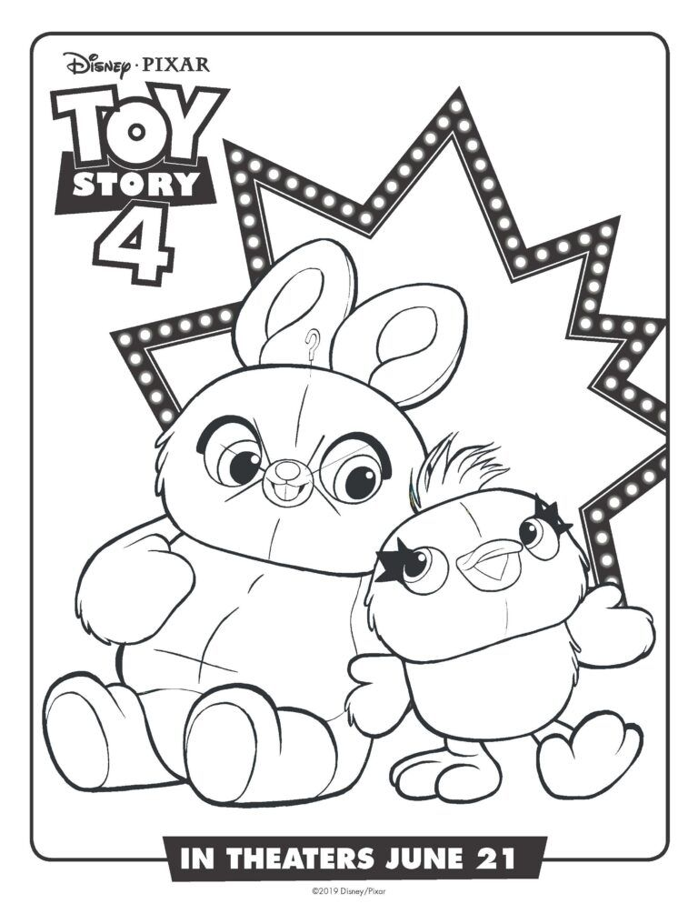 Toy Story Free Printable Coloring Sheets Dibujos Toy Story Toy