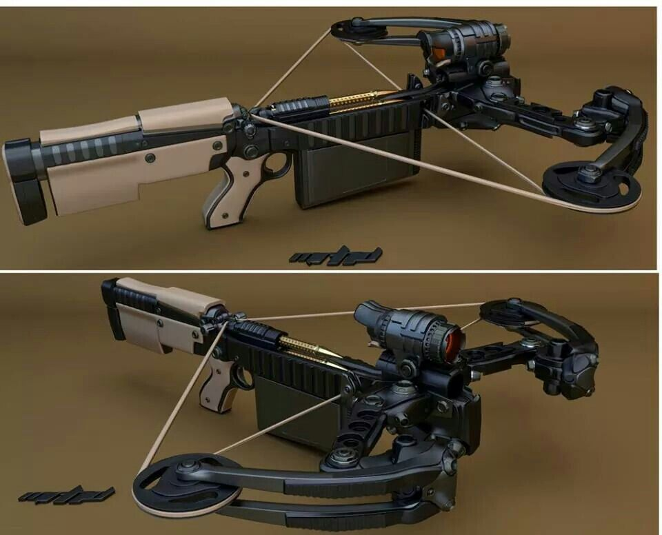 auto loading crossbow  i need one for those pesky zombies