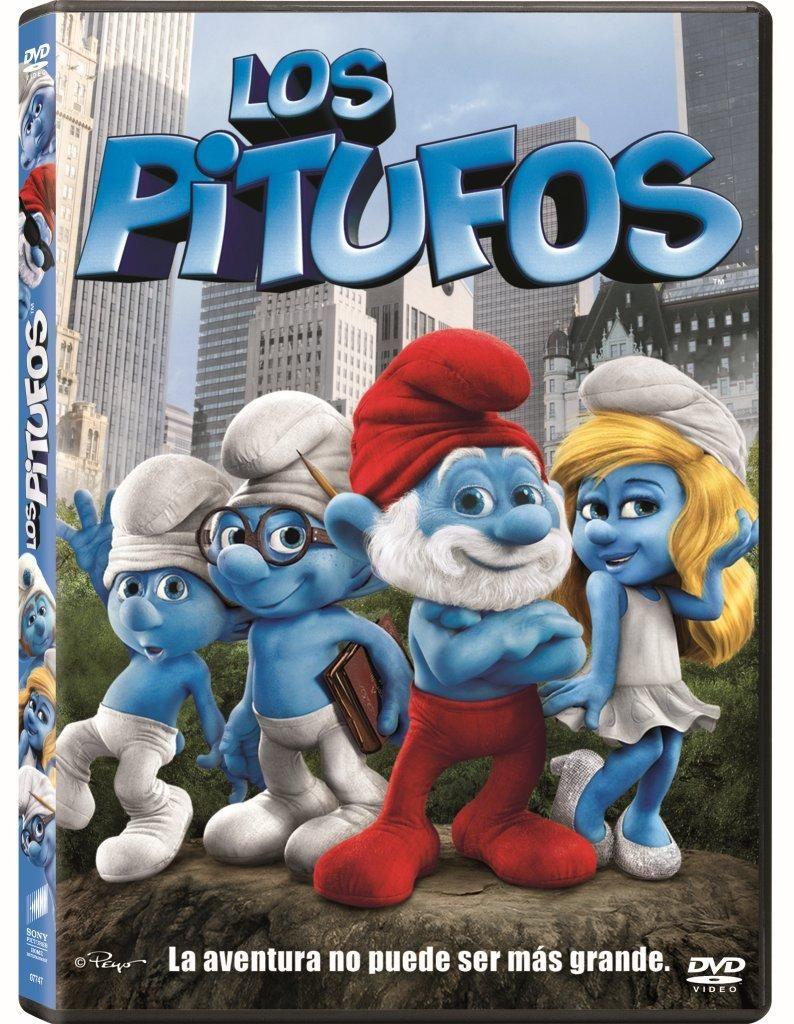 Trailer Y Videos Los Pitufos 2011 Smurfs Movie Smurfs Kids Movies
