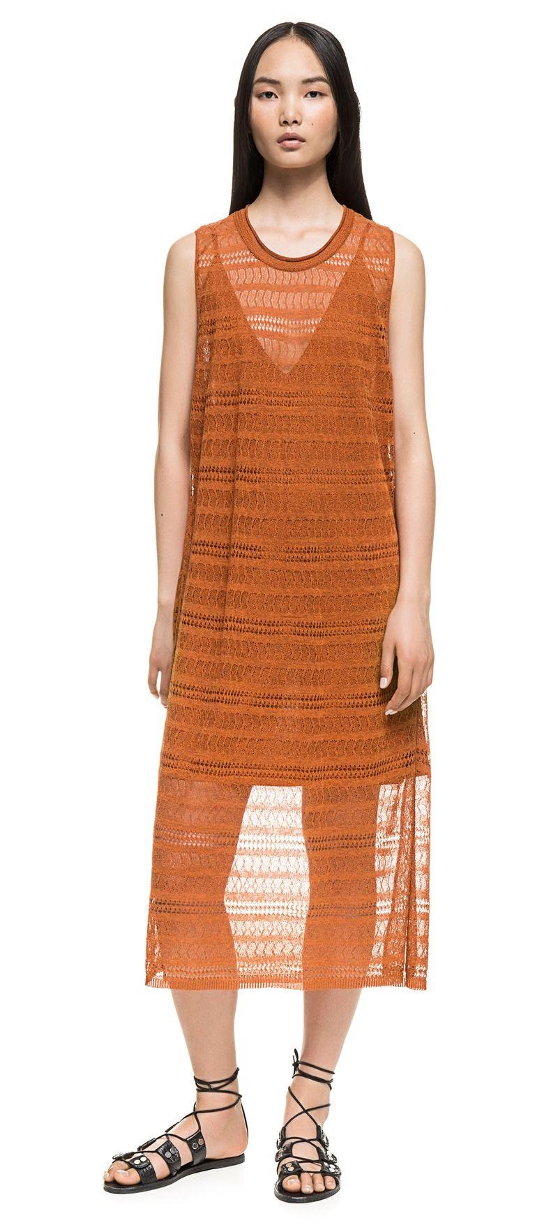 Dresses long lace dress burned orangegold rustic salt water