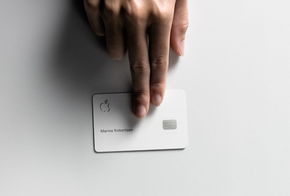Digital Transformation lesson from Apple Card Iphone