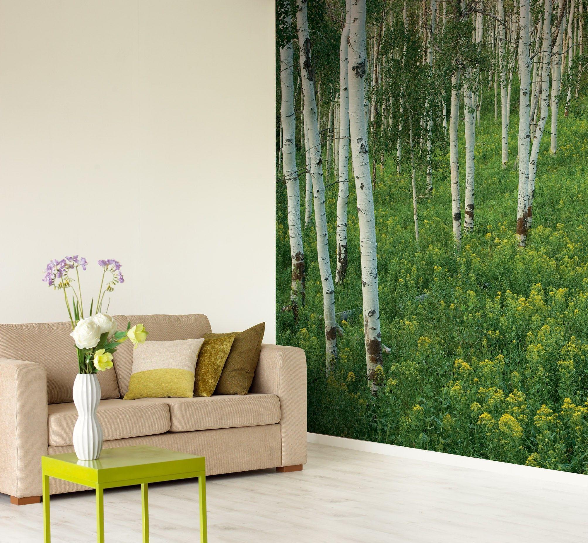 Tree Mural Wallpapers Group