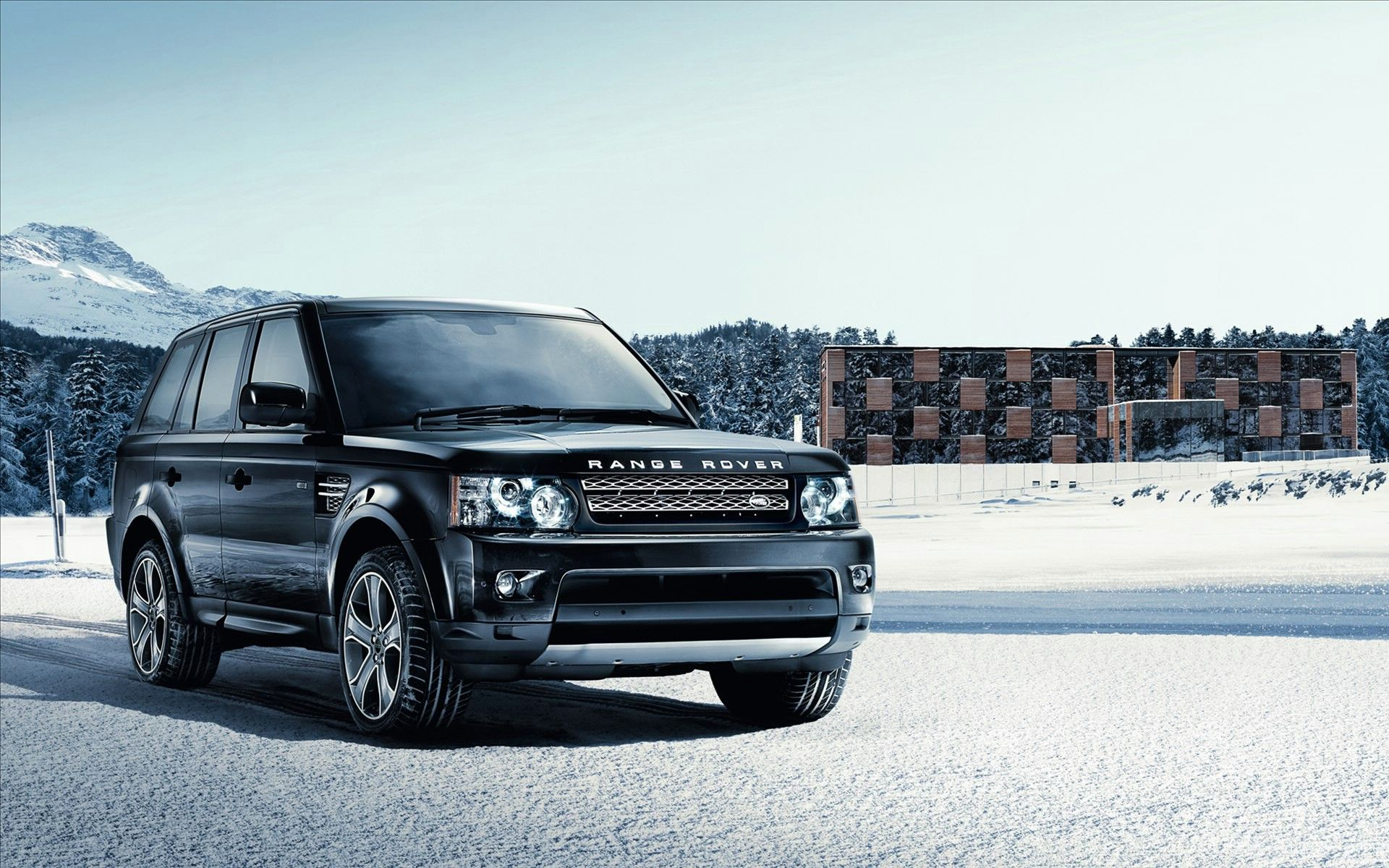 Range Rover Sport Iphone Wallpaper: Range Rover Wallpapers HD Choose The Best For Your