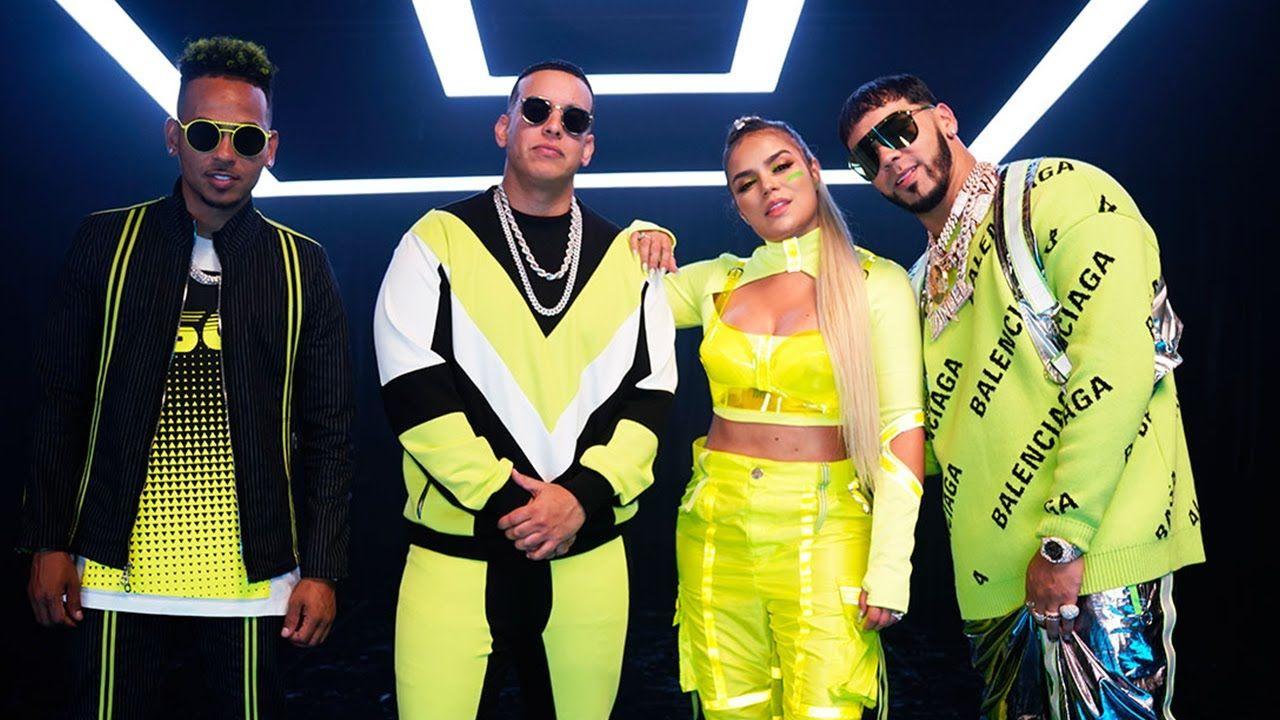 Reggaeton Mix 2019 Lo Mas Escuchado Reggaeton 2019 Musica 2019 Lo Ma Daddy Yankee Latin Music Reggaeton