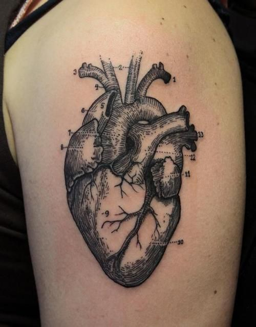 tatouage coeur | tattoos!! | pinterest | tattoos, tattoo designs and