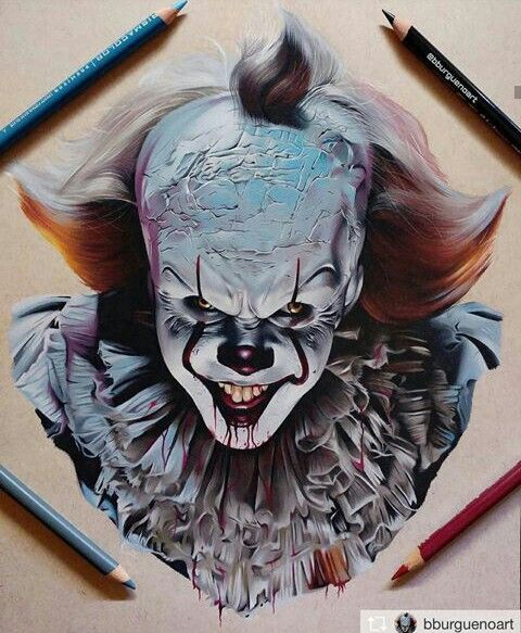 Pin By The Slasher On It Drawings Horror Art Horror