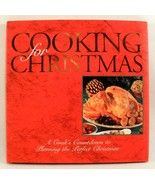 Cooking for Christmas A Cook's Countdown to Pla... - $14.00