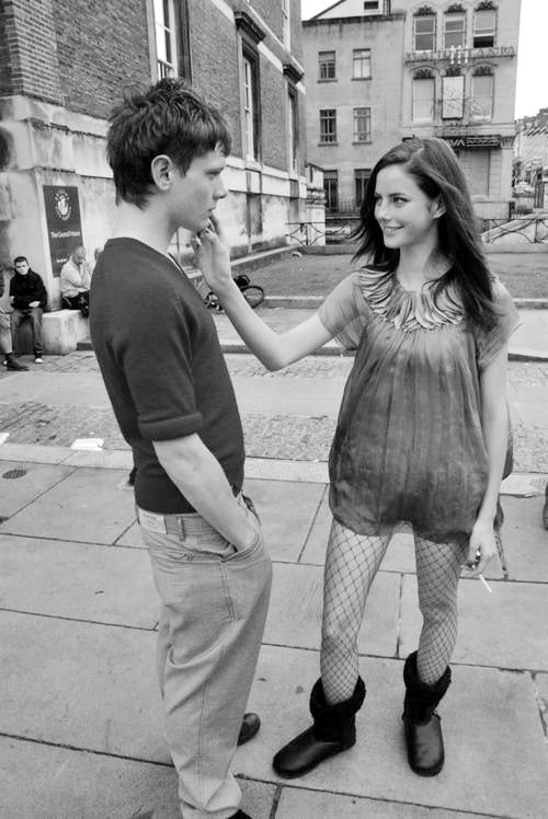 Cook and Effy!