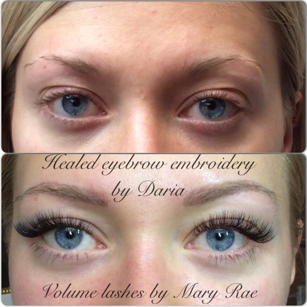 Daria Chuprys Permanent Makeup and Eyelashes Academy