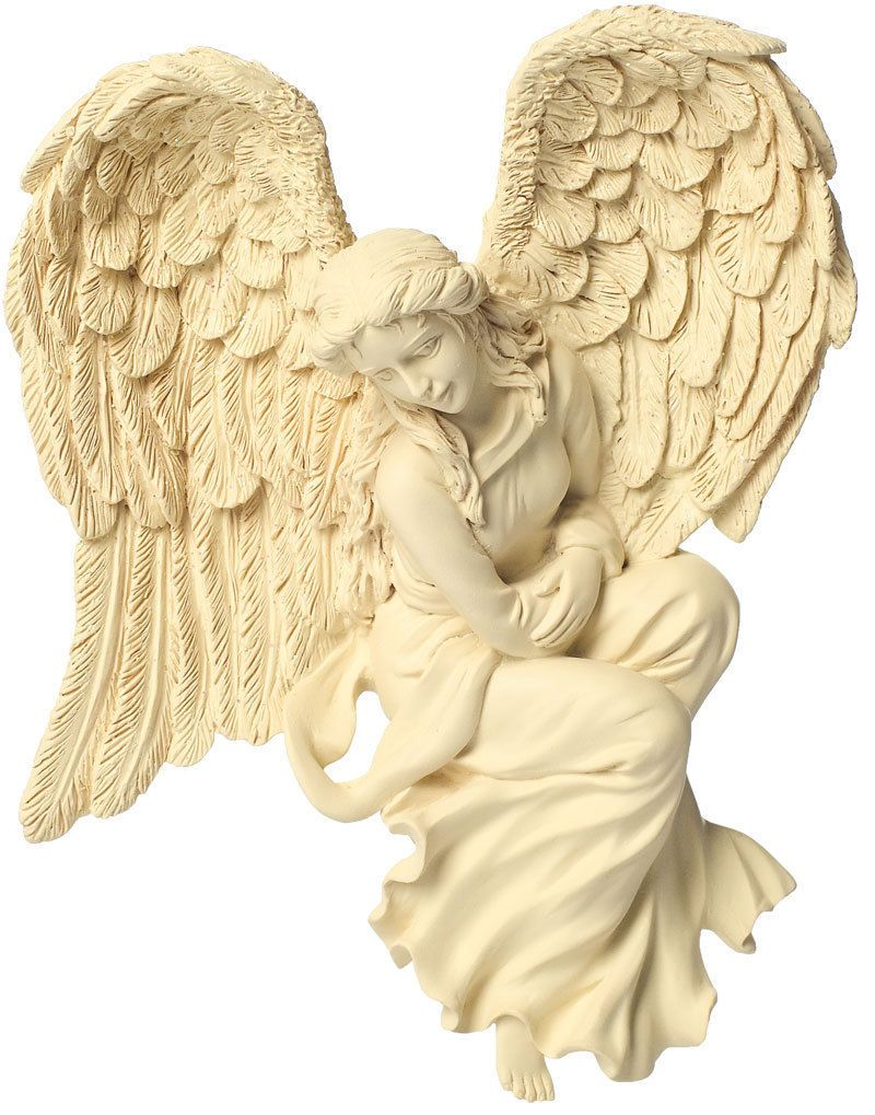 AngelStar Have Courage Wall Plaque 8 X 8 Inches