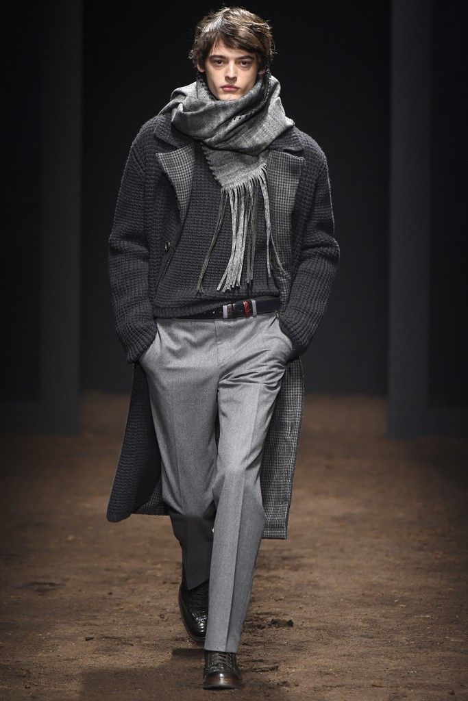 Salvatore Ferragamo Men's RTW Fall 2015 - Slideshow