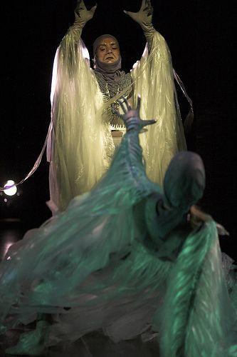 Cindy on Stage: Hecate in MacBeth#cindy #hecate #macbeth #stage