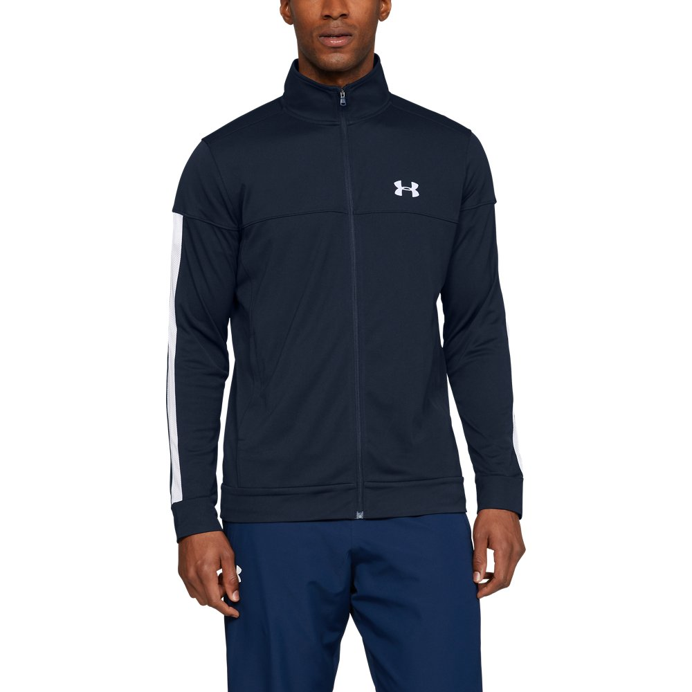 Photo of Men's UA Sportstyle Pique Jacket | Under Armour US