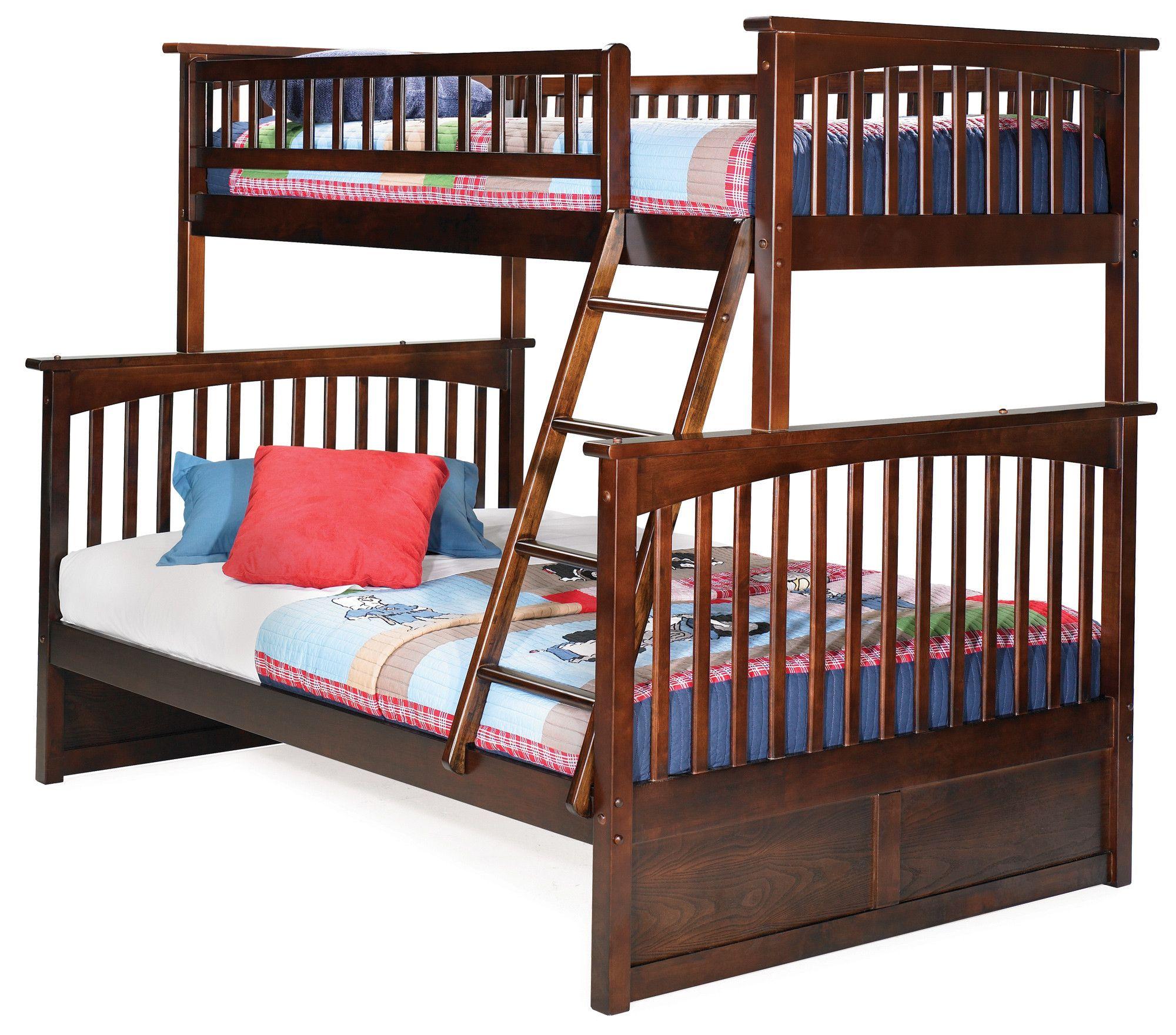 Atlantic Furniture Columbia Bunk Bed Bunk Beds With Stairs Atlantic Furniture Bunk Beds