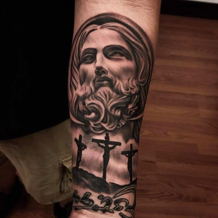 Jesus Christ Tattoo Design Tattoos Christ Tattoo Tattoos Jesus