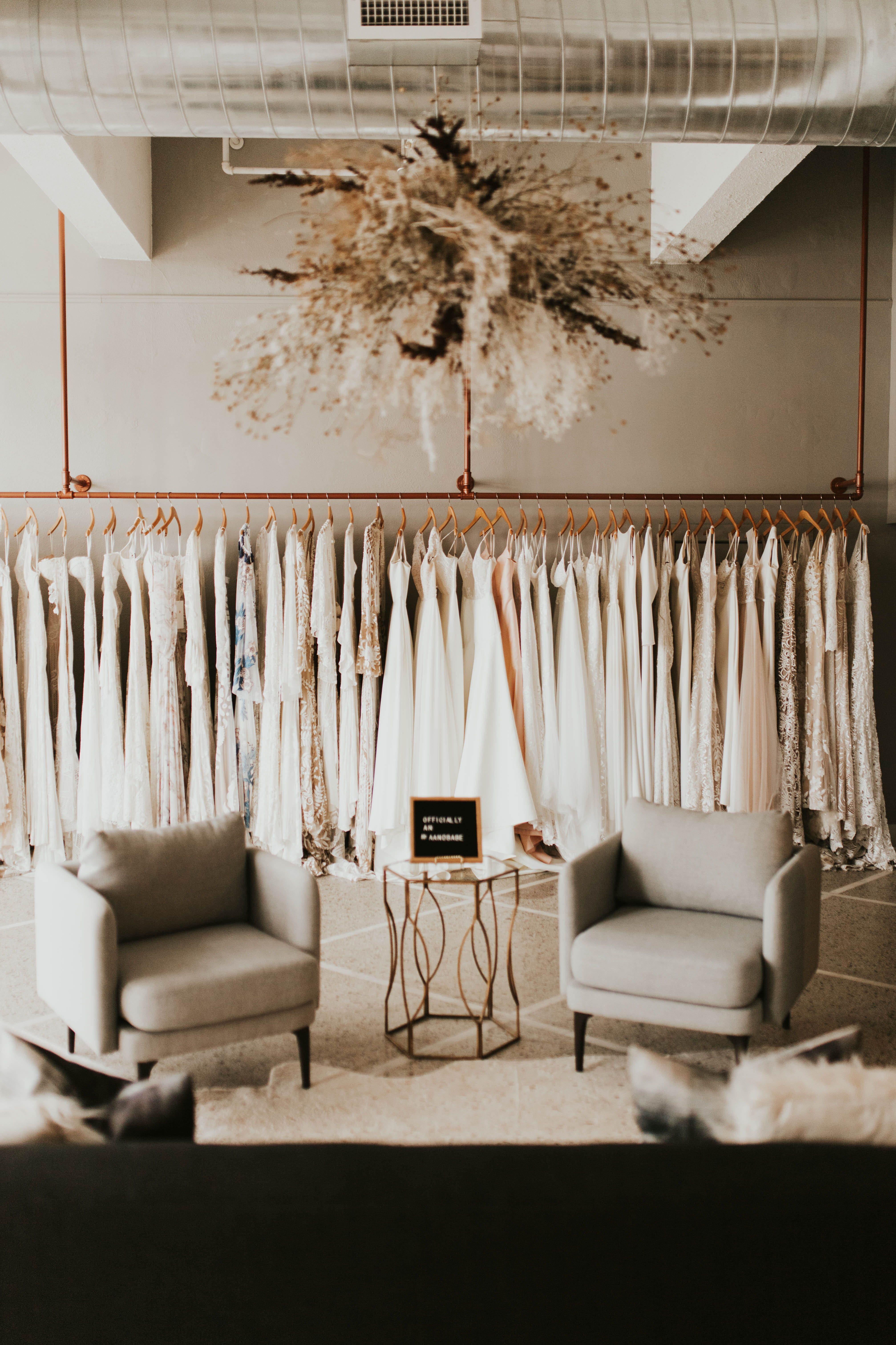 Look inside a&bé bridal shop in Minneapolis|a&bé bridal shop