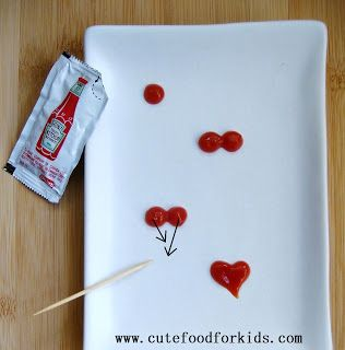 Cute Food For Kids?: Valentine's Day Breakfast