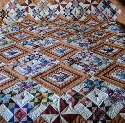 Hello Everyone, I can finally end my self-imposed machine quilting ... : machine quilting blogs - Adamdwight.com