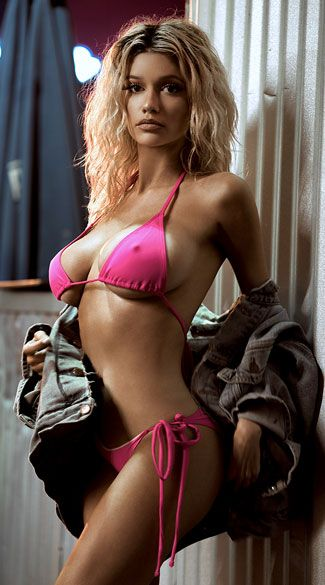 9e372369ea3 Pink Classic Thong String Bikini   Fashion Ideas   Bikinis, Sexy ...