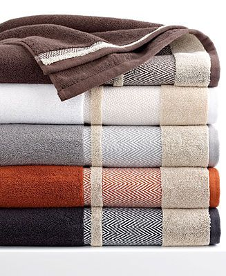 These Towels Match My Entire House Kassatex Bath Towels Saville Collection Bath Towels Bed Bath Macy S Bathroom Towels Towels Sale Bath Towels