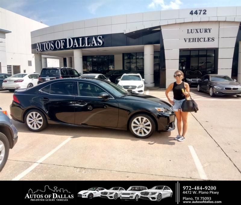 Congratulations Ashlee On Your Lexus Is 200t From John Hernandez Ii At Autos Of Dallas Autosofdallas Car Dealership Customer Review Dallas Luxury